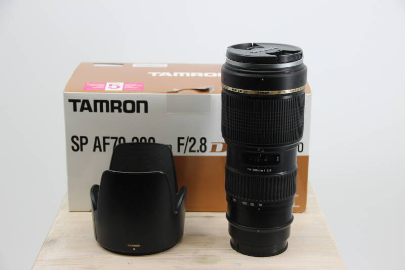 Tamron SP 70-200mm f/2.8 Di USD Sony A-mount