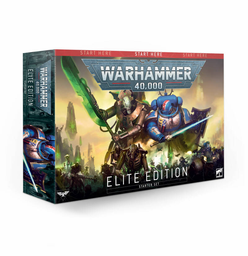 Warhammer 40K - Elite Edition 40-03