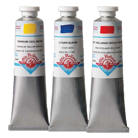 New Masters Acrylverf (Old Holland) Tube 60 ml