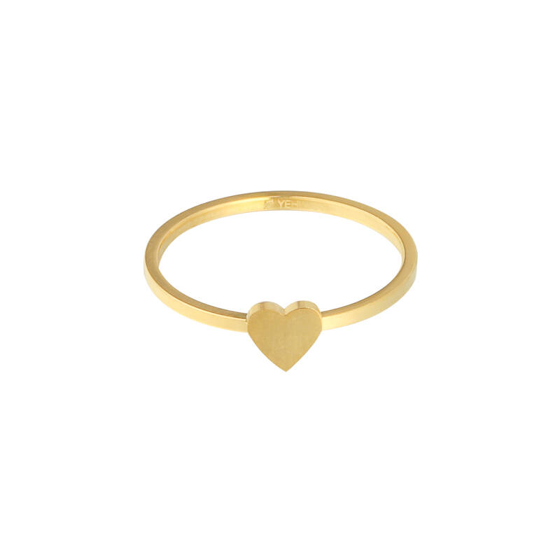 Ring My Sweetheart zilver goud