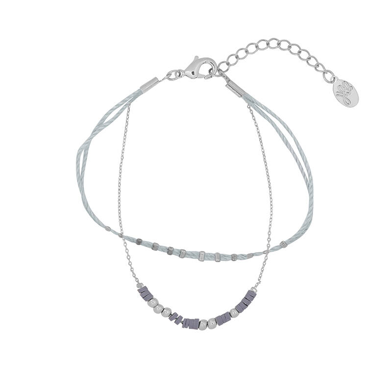 Armband delicate - zilver