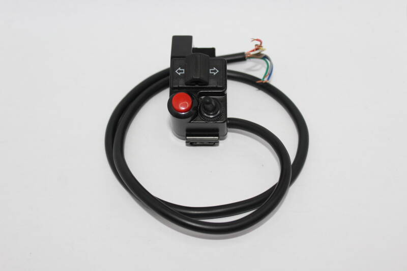 Left Hand Control Switch