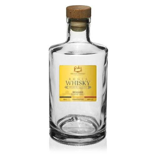 Rogia, first official release of the Bruges whisky company