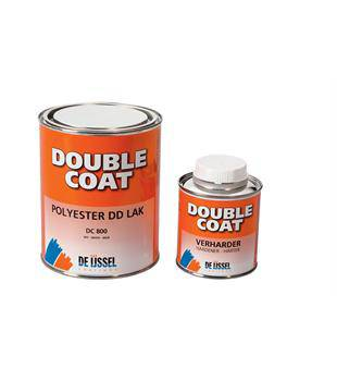 Double Coat zijdeglans set  1000 Gram
