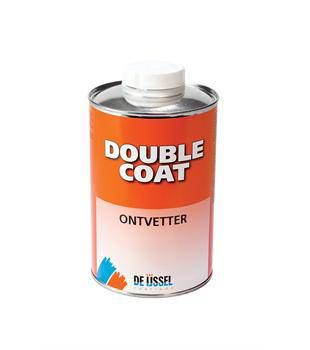 Double Coat ontvetter