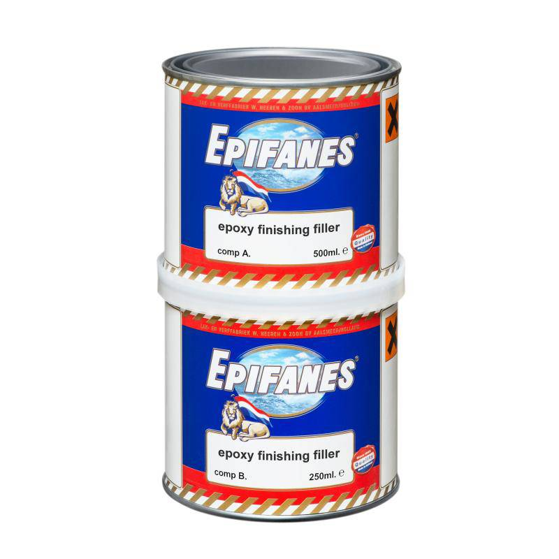 Epoxy Finishing Filler 70 ML