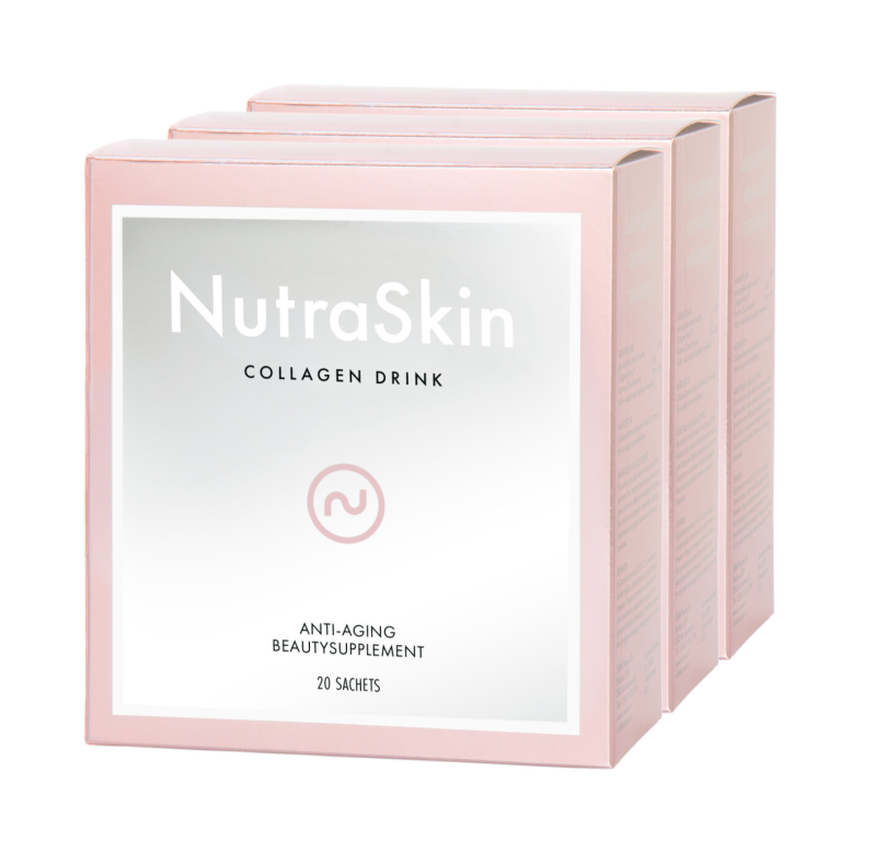 NUTRASKIN COLLAGÈNE - 3x 20 sachets
