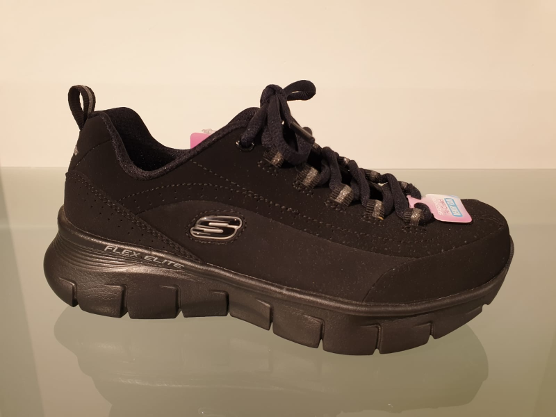 Skechers zwart Synergy 3.0