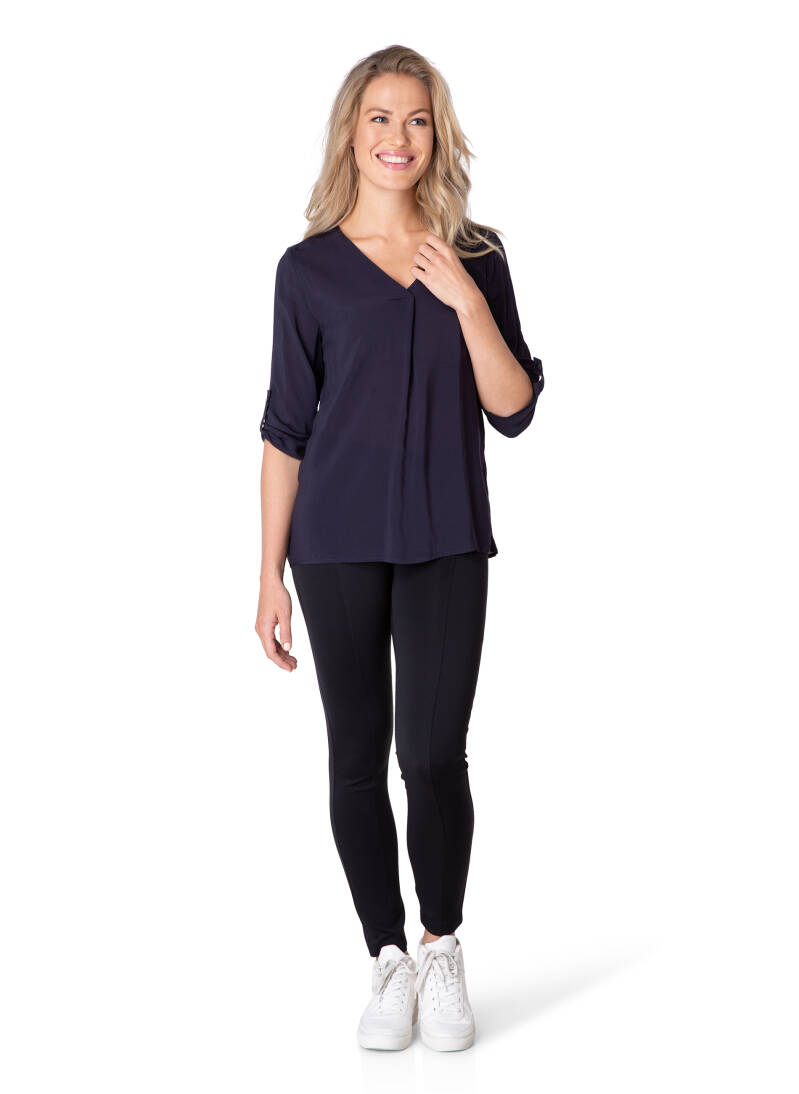 Viscose Blouse, in 3 kleuren