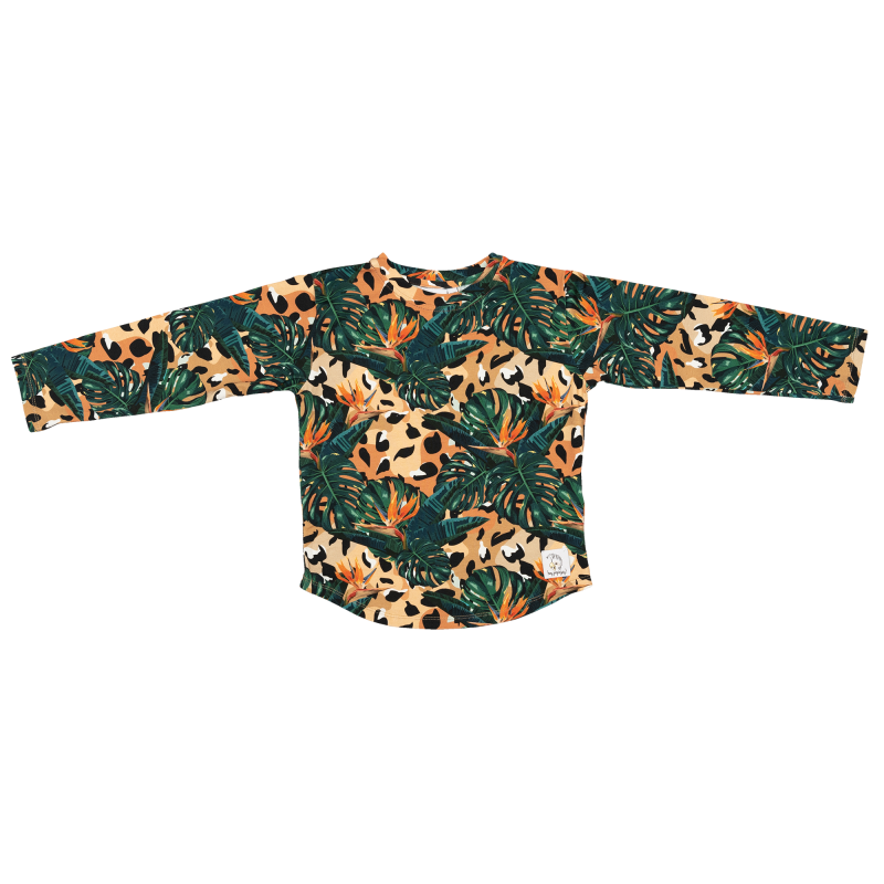 Longsleeve Jungle Spots - Hey Popinjay®