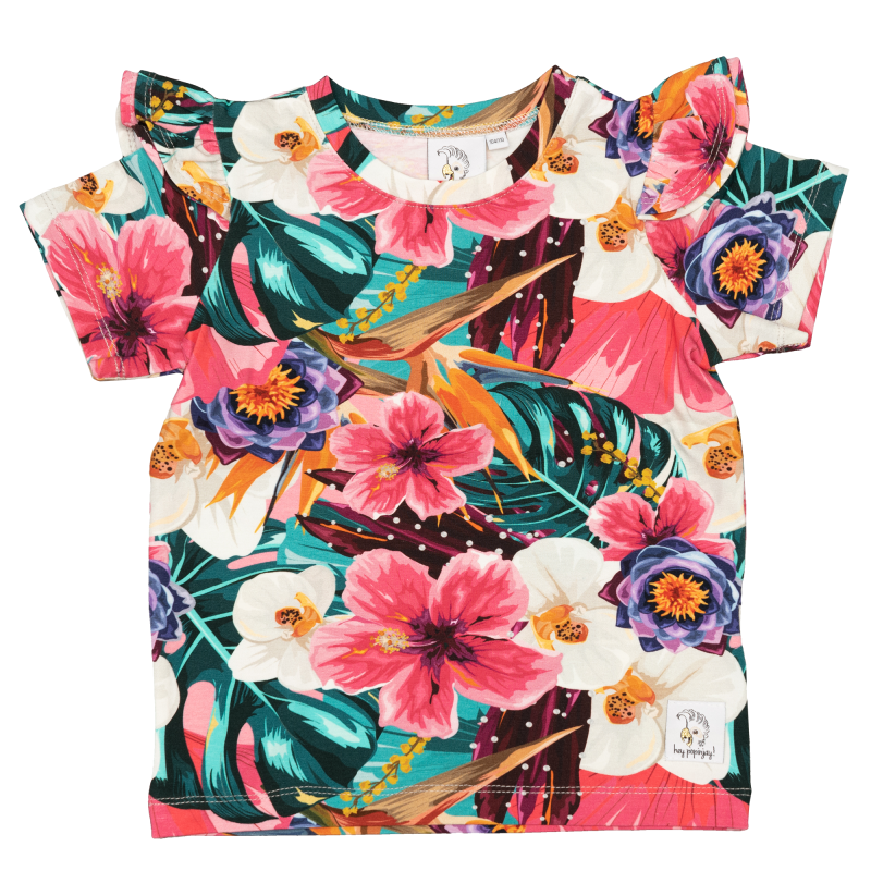 Shirt Hawaii - Hey Popinjay®