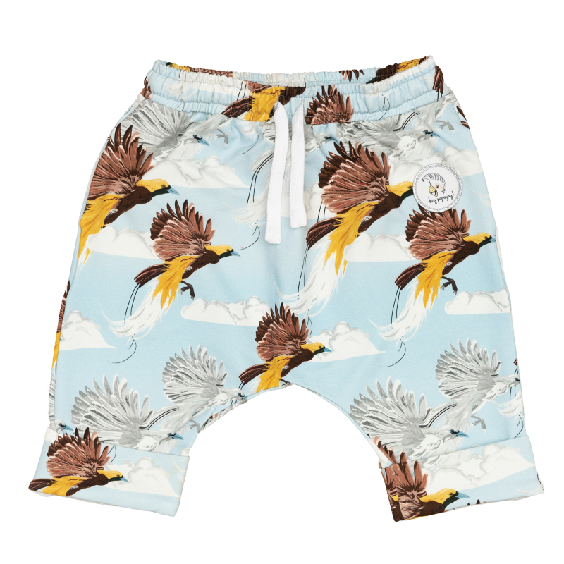 Baggy shorts Greater Bird - Hey Popinjay®