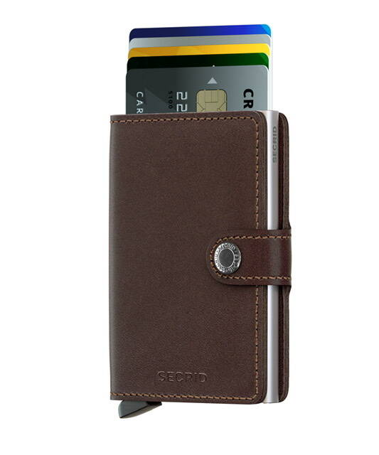 Miniwallet Original Brown