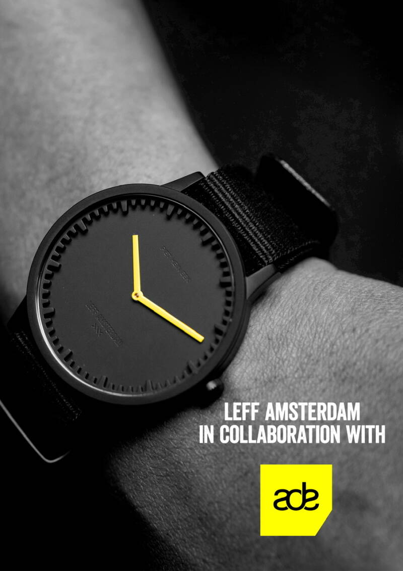 AMSTERDAM DANCE EVENT Limited ADE Edition Watch