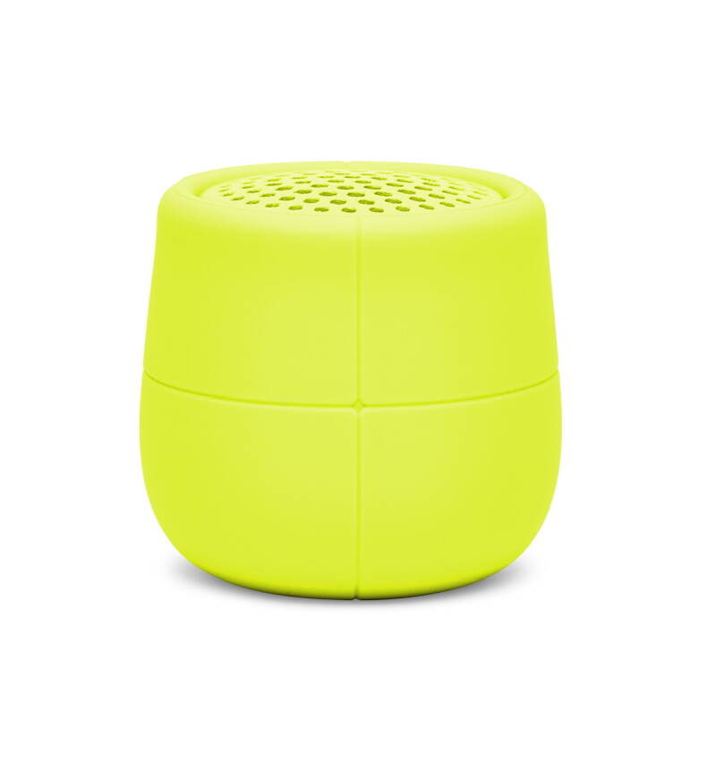 Floating bluetooth speaker YELLOW
