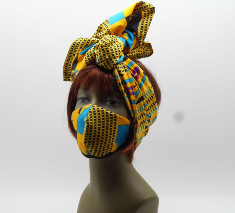 Royalty headwrap + Royalty
