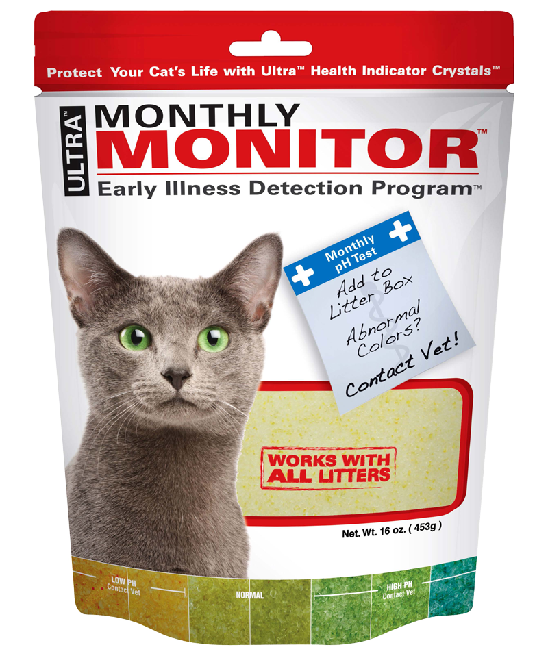 Ultra Monthly Monitor (Blaasgruis tester)