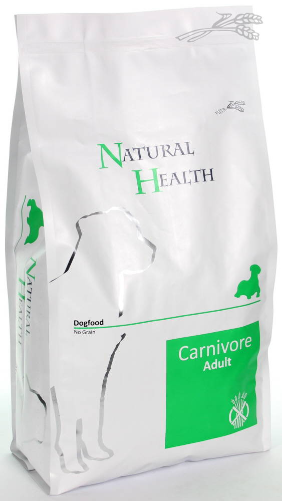 Natural Health Carnivore Dog Adult