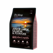 Profine Junior Large Breed Zalm - 60% Zalm & Aardappel