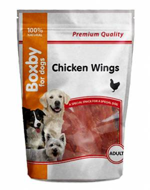 Boxby Chicken Wings (div. maten)