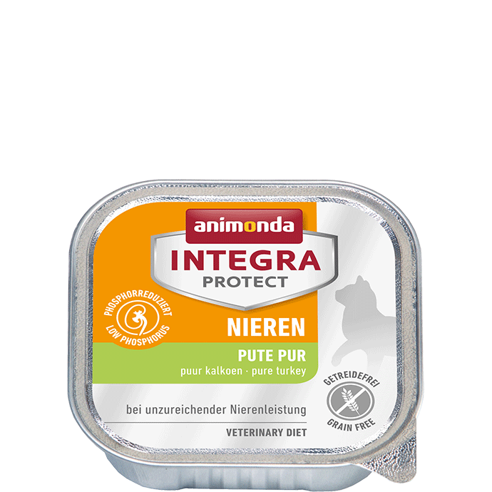 Animonda Integra Protect Adult Nieren Kalkoen - 100gr.
