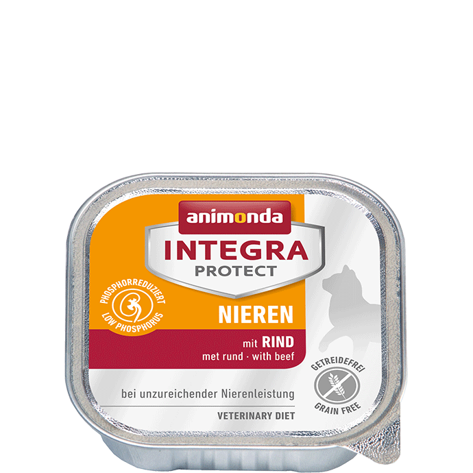 Animonda Integra Protect Adult Nieren Rund -  100gr.