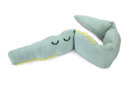 BZ. puppy knuffel Cosy Crocy Groen