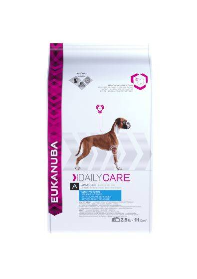 Eukanuba Dog sensitive Joints Kip - 12,5kg.