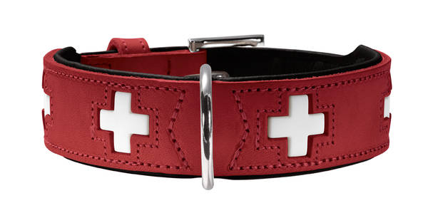 Hunter Halsband Swiss Rood
