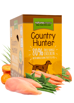 NM. Dog Country Hunter Pouche - Chicken - 6x 150gr.