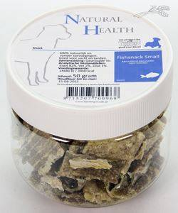 NH vis snack small - 50gr.