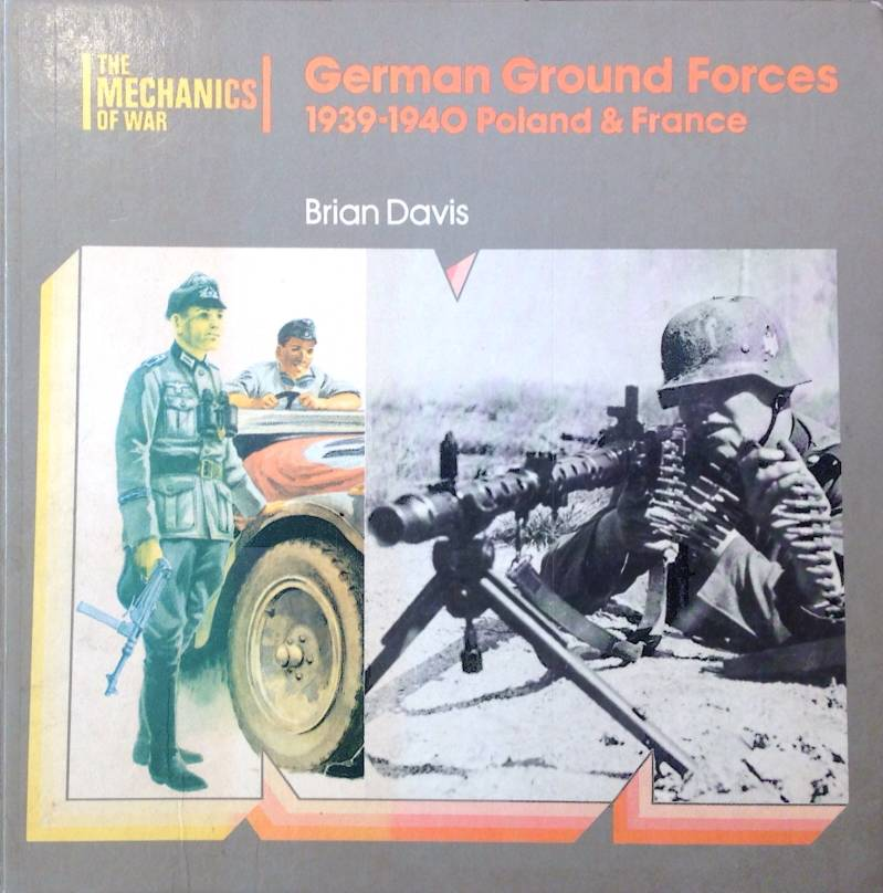 German ground forces 1939-1940 Poland & France