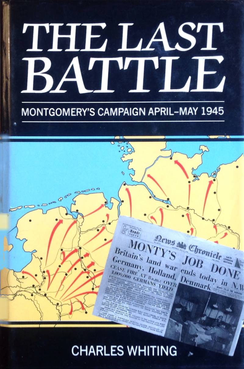 The last battle Charles Whiting