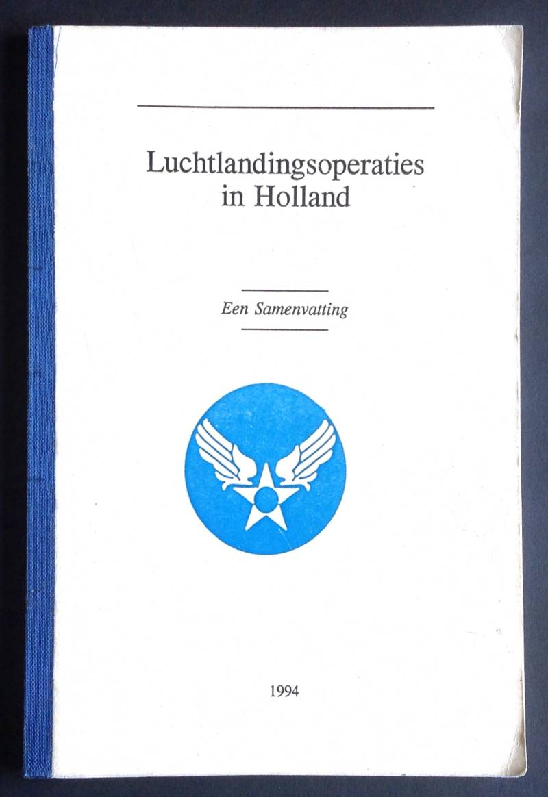 Luchtlandingsoperaties in Holland