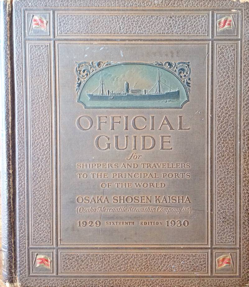 Official Guide for schippers & travellers to the principal port of the world