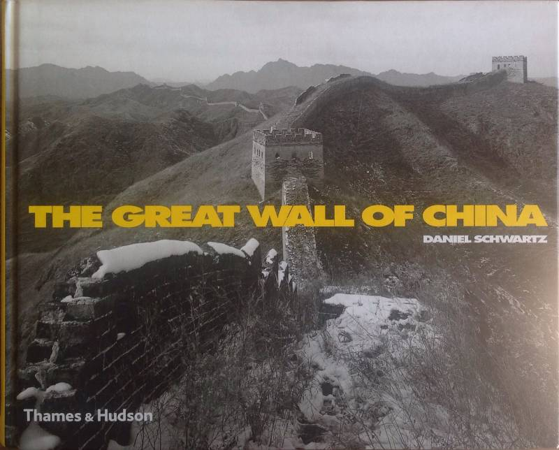 The great wall of China - Daniël Schwartz