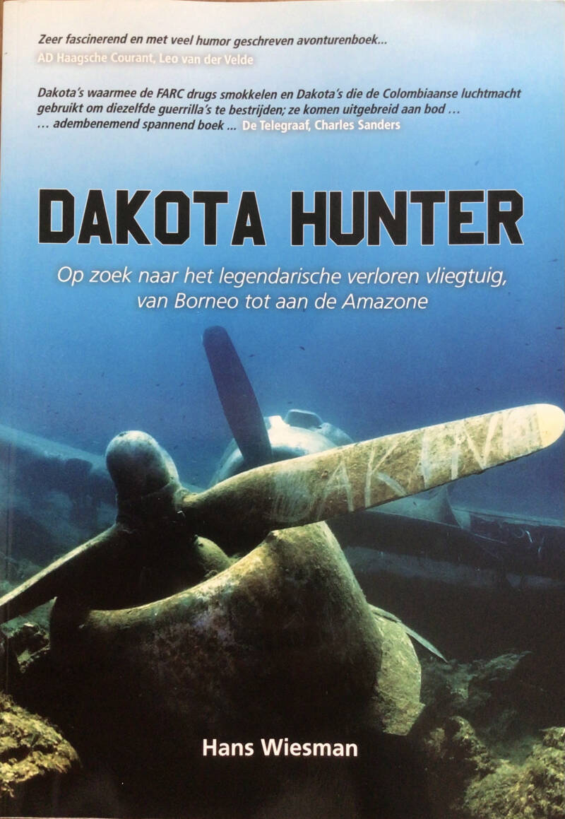 Dakota Hunter - Hans Wiesman