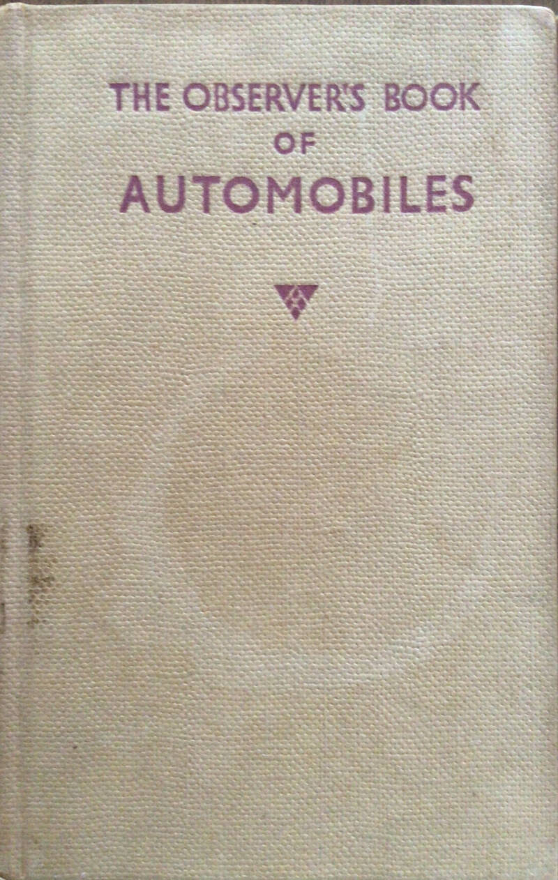 The Observers Book of automobiles 1957 - Richard T. Parsons