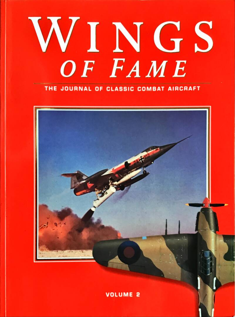 Wings of fame - The journal of classic combat aircraft volume 2