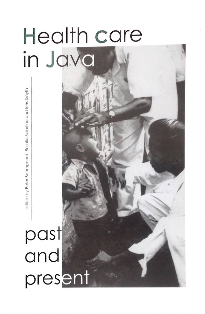 Health care in Java - Peter Boomgaard e.a.
