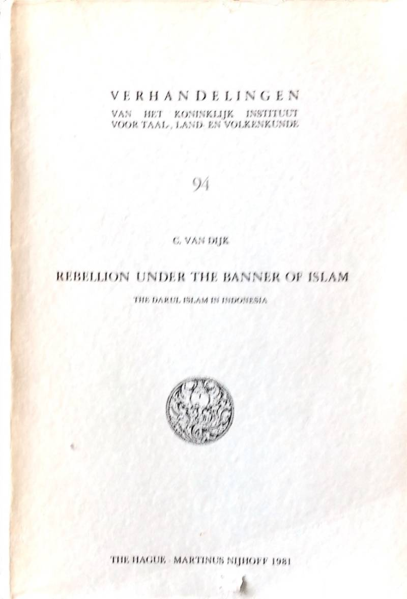 Rebellion under the banner of Islam - C. van Dijk