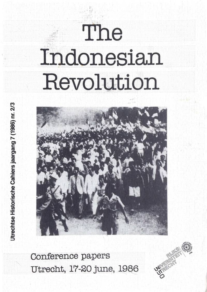 The Indonesian Revolution