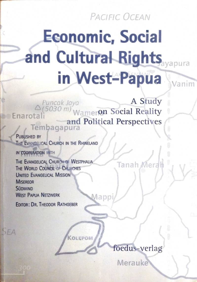 Economic, social and cultural rights in West-Papua - Dr. T. Rathgeber