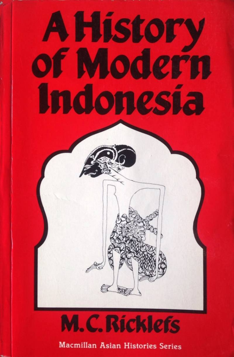 A history of modern Indonesia - M.C. Ricklefs