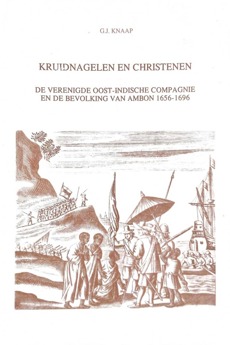 Kruidnagelen en christenen - G.J. Knaap