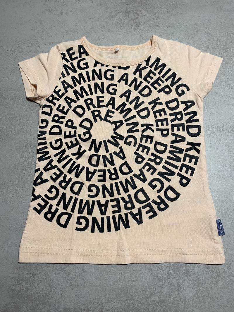 Name it shirt maat 80 letters