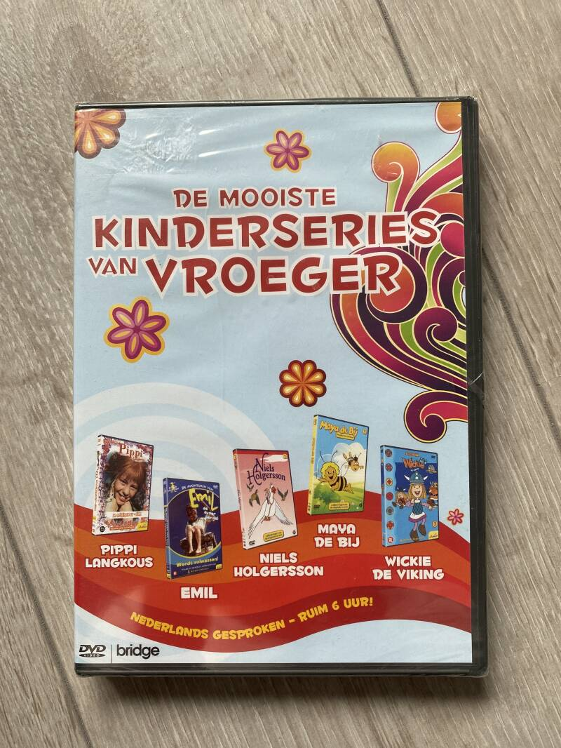 Multie DVD boxje