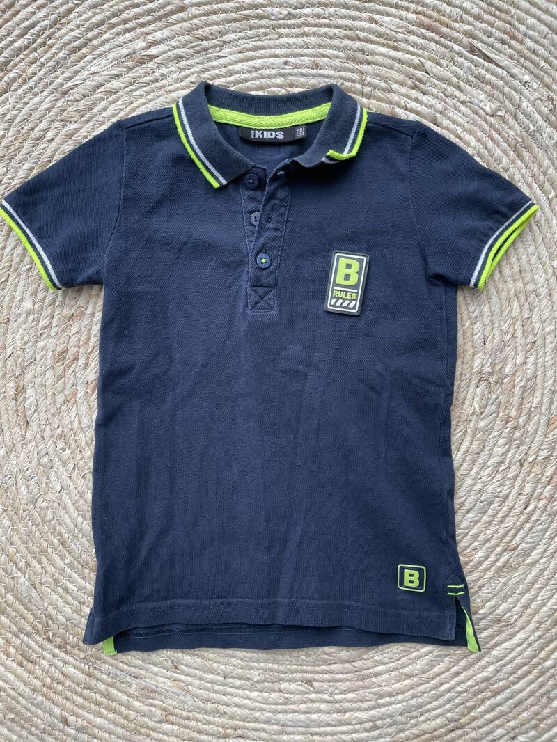 Europe kids polo maat 98/104