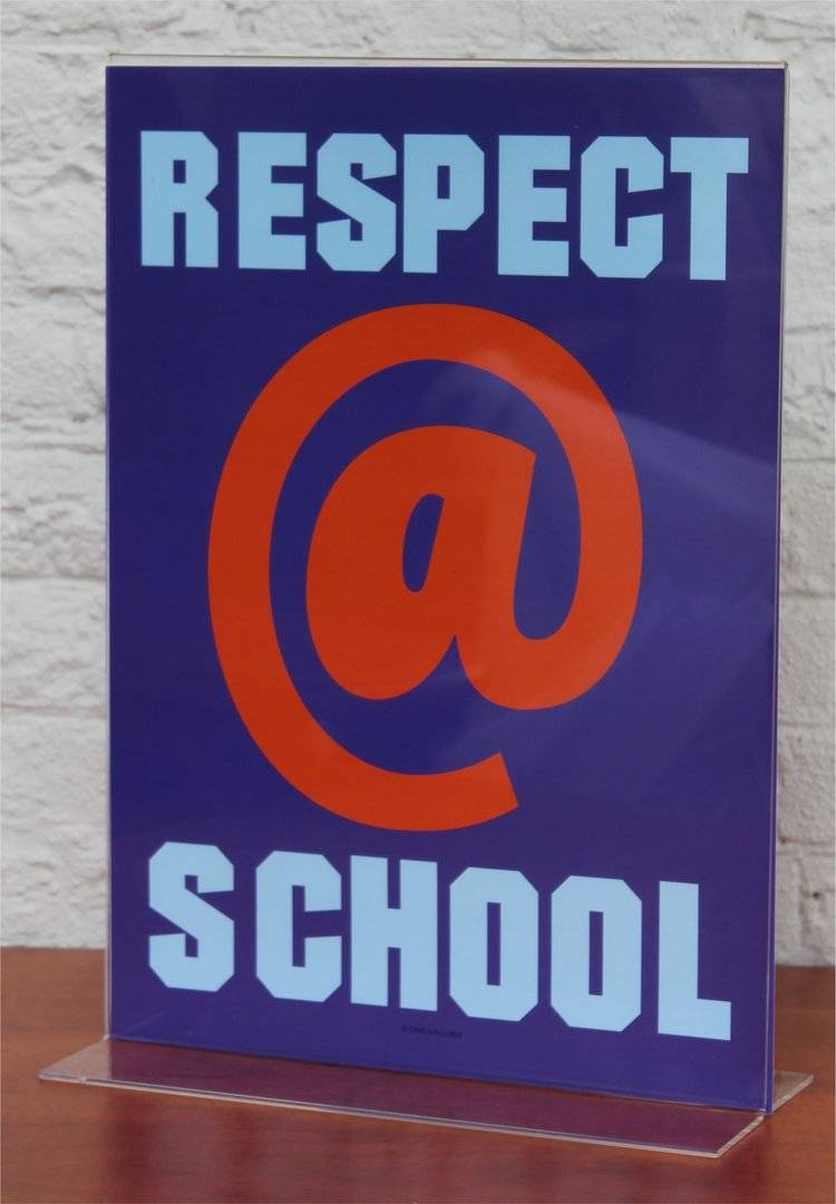 Lespakket 'Respect@school'