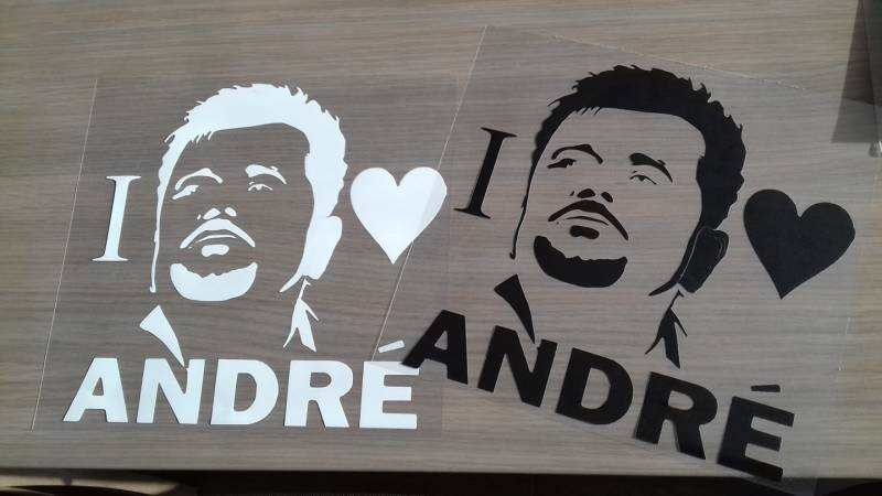André Hazes sticker(s)